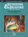 RPG Item: M1: Into the Maelstrom