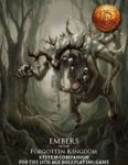 RPG Item: Embers of the Forgotten Kingdom: System Companion for the 13th Age Roleplaying Game