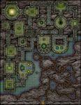 RPG Item: VTT Map Set 177: Ritual of the Dragonlords
