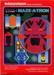Video Game: Tron: Maze-A-Tron
