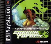Video Game: Mortal Kombat: Special Forces