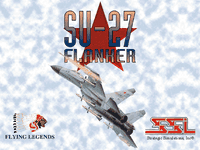 Video Game: Su-27 Flanker