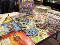 Board Game: Battle Merchants