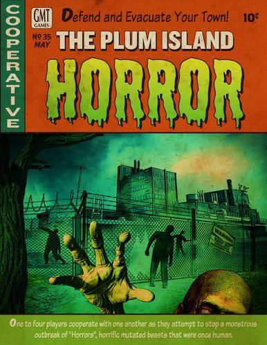 Board Game: The Plum Island Horror
