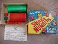 Board Game: Shake Numbers