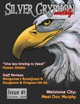 Issue: Silver Gryphon Monthly (Issue 1 - Oct 2008)