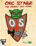 RPG Item: Orc Stabr