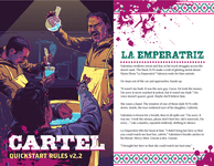 RPG Item: Cartel Quickstart Rules