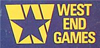 Board Game Publisher: West End Games