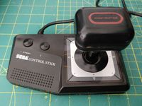 Video Game Hardware: SEGA Control Stick
