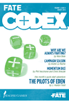 Issue: Fate Codex (Vol 1, Issue 4 - Aug 2014)