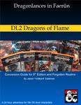 RPG Item: Dragonlances in Faerûn: DL2 Dragons of Flame