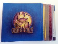 Board Game: The 7th Continent: Print & Play Demo