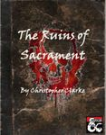RPG Item: The Ruins of Sacrament