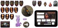 RPG Item: Binder Token Set