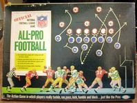 Board Game: All-Pro Football