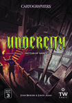 Board Game: Cartographers Map Pack 3: Undercity – Depths of Sabek