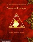 RPG Item: Sorcerous Lineages