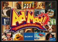 Board Game: Ad-Mad!