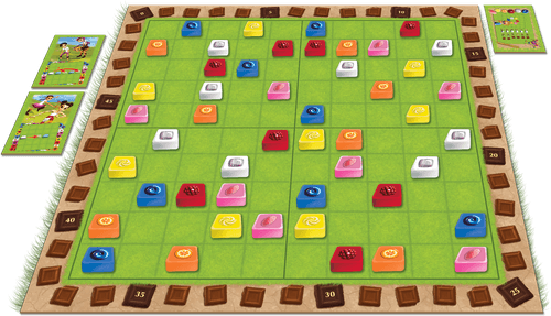 Board Game: Piñata Party