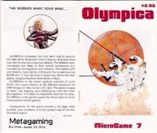 Board Game: Olympica