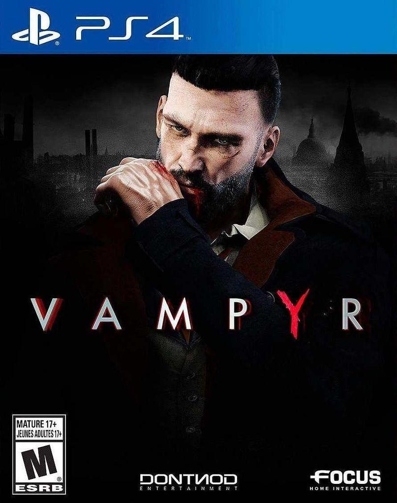 Video Game: Vampyr