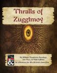 RPG Item: Thralls of Zuggtmoy