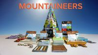 Board Game: Mountaineers