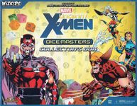 Board Game: Marvel Dice Masters: Uncanny X-Men – Collector's Box