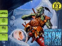 Video Game: Fighting Fantasy: Caverns of the Snow Witch
