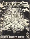 RPG Item: The Guns of Navarone