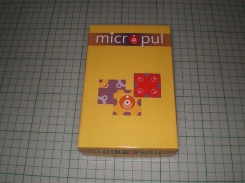 Board Game: Micropul