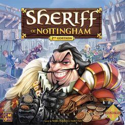 Sheriff of Nottingham (2ª edición)