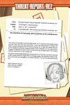 RPG Item: Threat Report #12: Rez