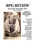 Issue: RPG Review (Issue 44 - November 2019)