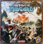 Board Game: Champions of Midgard
