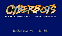 Video Game: Cyberbots: Full Metal Madness