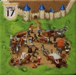 Board Game: Carcassonne: Bonusplättchen Spiel 2017