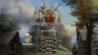 Video Game: Legends of Solitaire: Curse of the Dragons