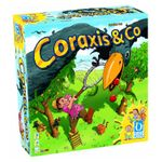 Board Game: Coraxis & Co.