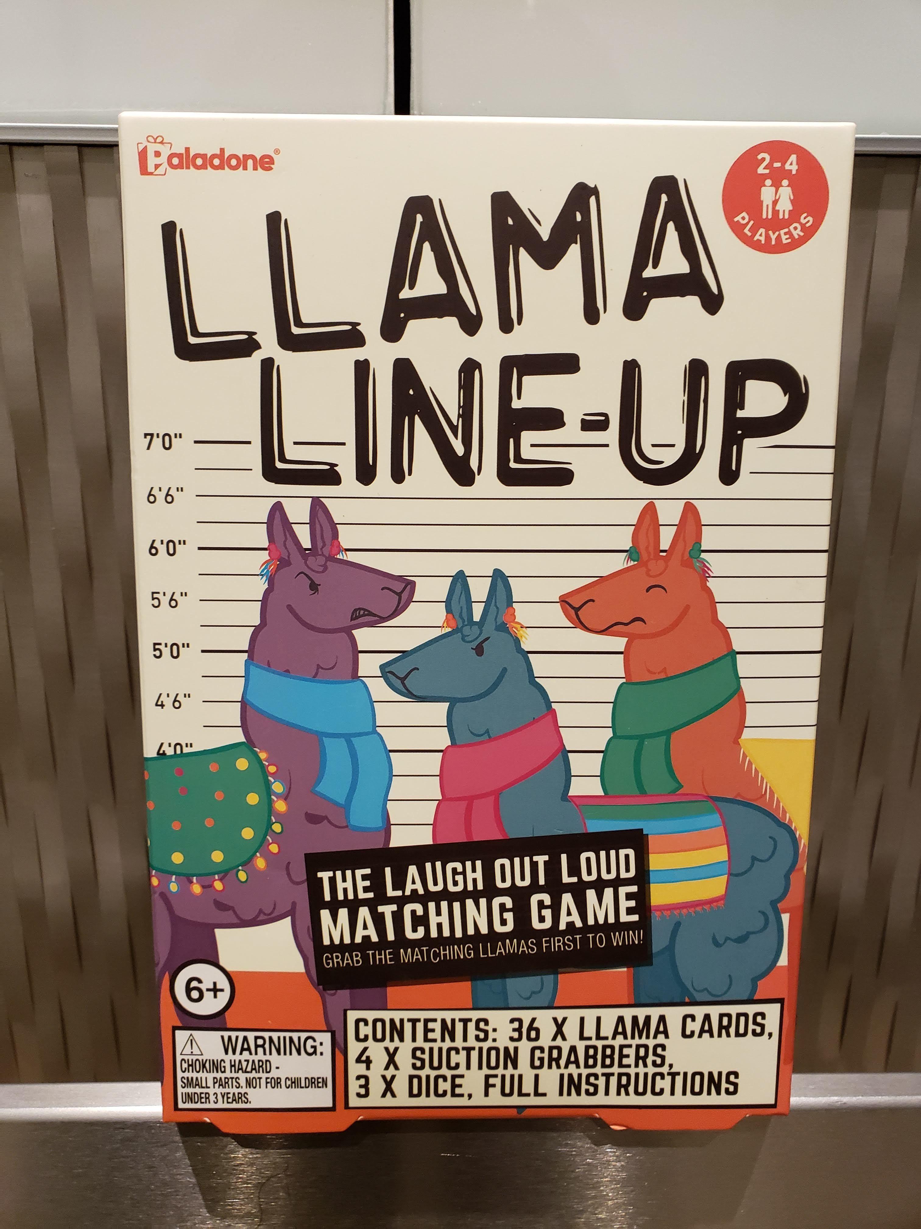 Llama Line-Up