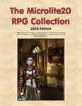 RPG Item: The Microlite20 RPG Collection: 2020 Edition