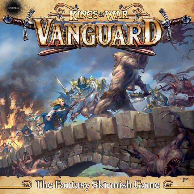 Kings of War Vanguard Winggit NIB