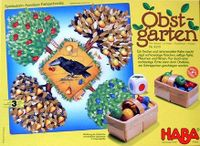 Board Game: Orchard