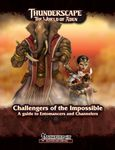 RPG Item: Challengers of the Impossible: A Guide to Entomancers and Channelers