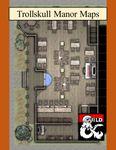 RPG Item: Trollskull Manor Maps