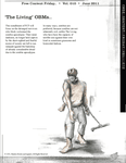 """RPG Item: Free Content Friday Vol. 010: June 2011: """"The Living"""" OBMs"""