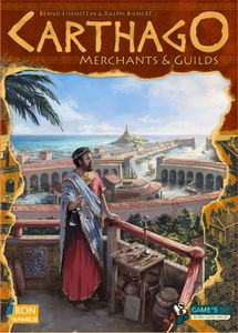 NEU Merchants /& Guilds Carthago Brettspiel