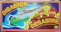 Board Game: Disaster