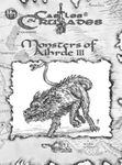 RPG Item: MA 3: Monsters of Aihrde III